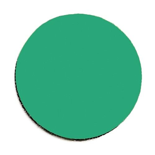 Franken Magnetic Green Circle Symbols Pack of 50 M861 02