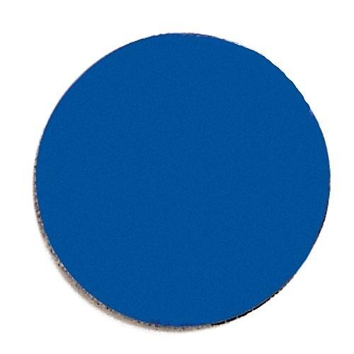 Franken Magnetic Blue Circle Symbols Pack of 50 M861 03