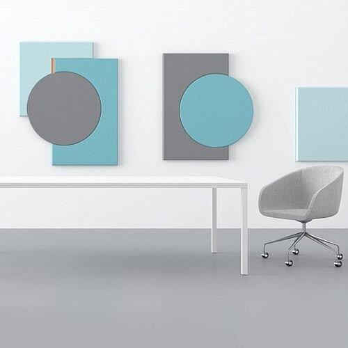 Fluffo Acoustic Wall Panels Art