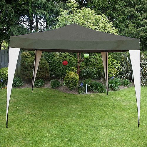 Pop Up Folding Gazebo 3m x 3m