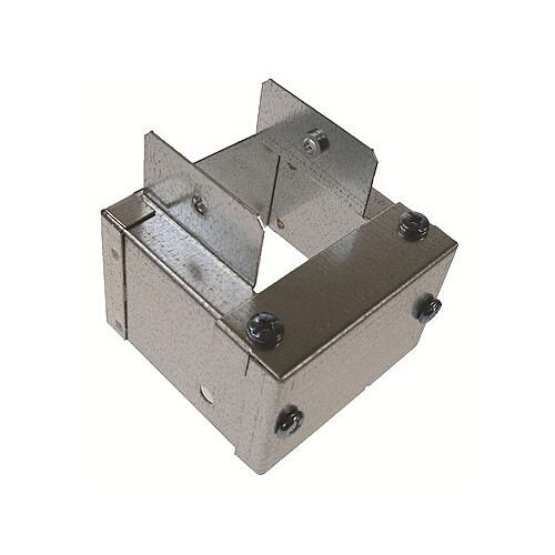 Steel 100 x 100mm to 50 x 50mm Reducer