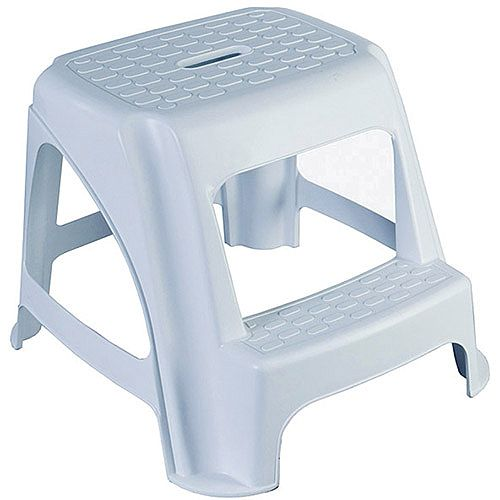 GPC Step Stool White HE400Z