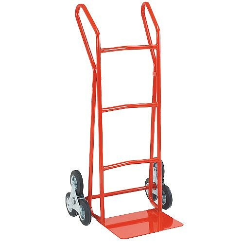 Hand Truck Heavy Duty SC3 Stair Climbing Rubber Wheels 200kg Capacity 309049