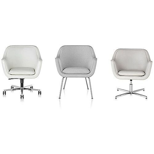 Herman Miller Bumper Chair