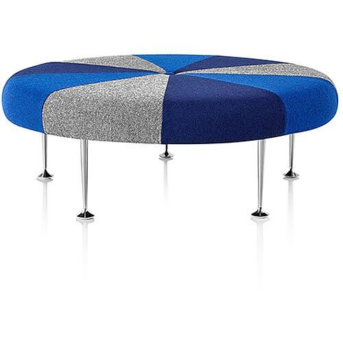 Herman Miller Girard Color Wheel Ottoman