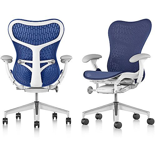 Herman Miller Mirra 2 Chairs