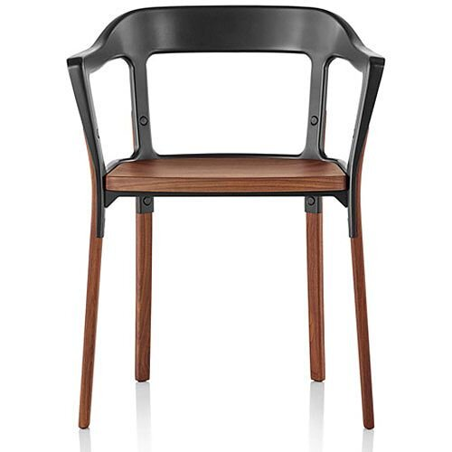 Herman Miller Steelwood Chair