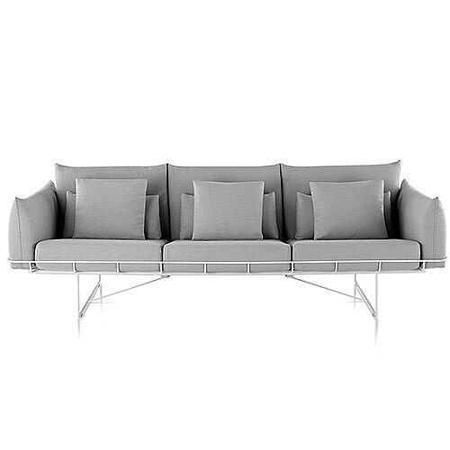 Herman Miller Wireframe Sofa Group