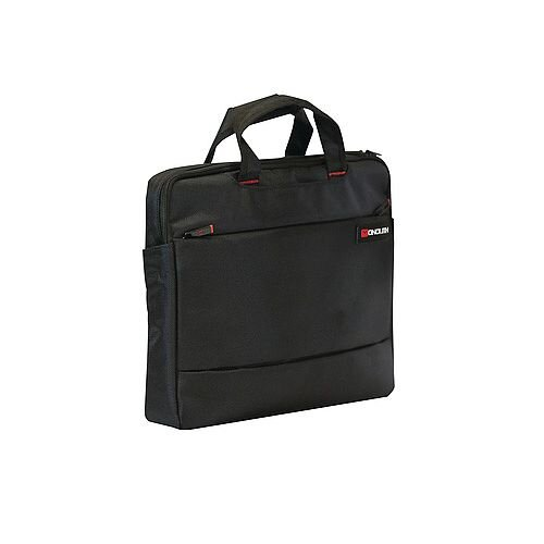 e7140b486ec1 Monolith Motion II Slimline 15.6 Laptop Bag Black - HuntOffice.ie