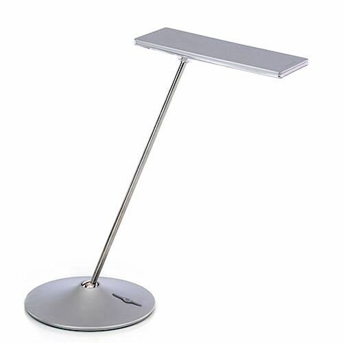 Humanscale Horizon LED Task Desk Light Silver