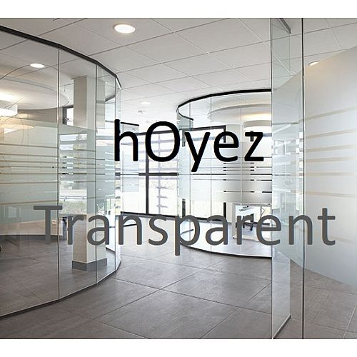 HT Partitioning - hOyez Transparent Partitioning Is A Frameless Glass Partitioning With Anodized Aluminium Or Polycarbonate Connecting Strips Between Panels.