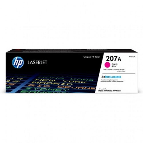 HP 207A Magenta Original Toner Cartridge W2213A