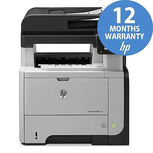 Hp Laserjet Pro M521dn Multifunctional Mono Laser Printer