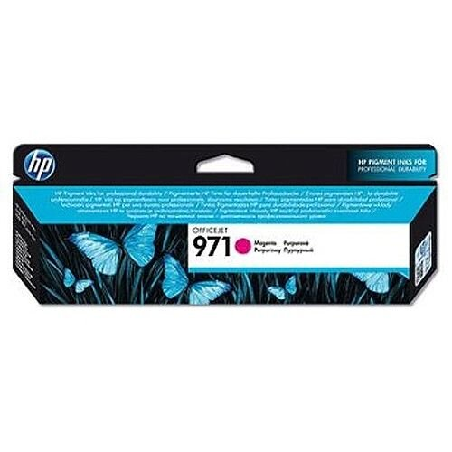 HP No971 Officejet Ink Cartridge Magenta CN623AE
