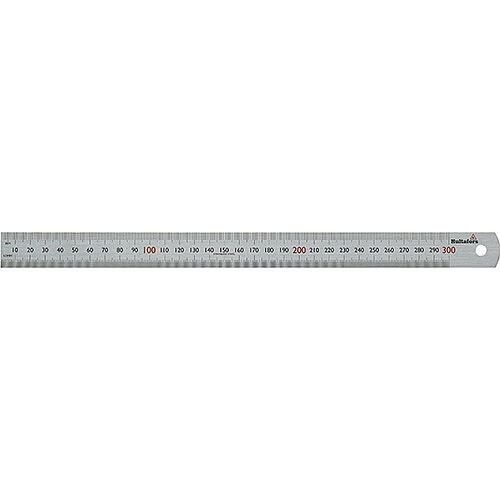 Steel Ruler STL 300 300mm Long mm Graduation