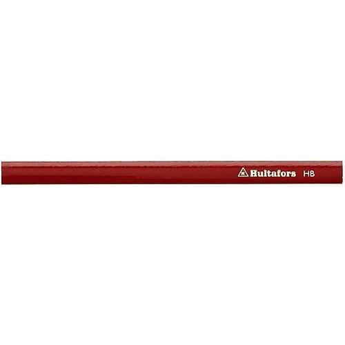 Carpenter's Pencil HB 180mm Pack of 200