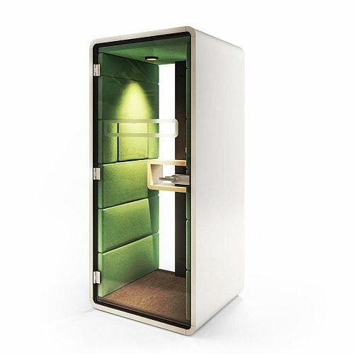 Hush Phone Acoustic Telephone Booth