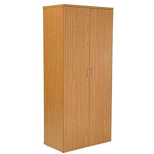 Jemini 1800mm Cupboard 4 Shelf Oak KF838430