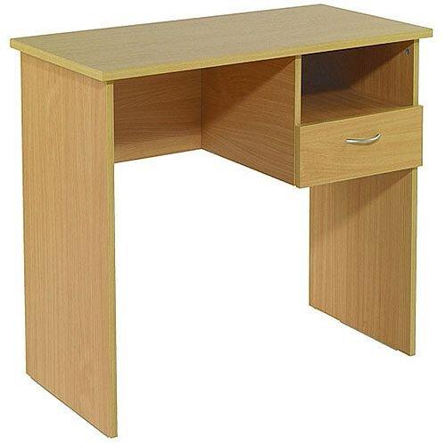 Homework Desk Beech Jemini Intro KF73665
