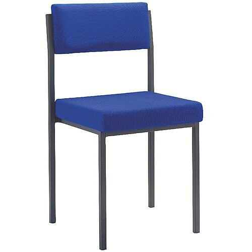 Jemini Multi-Purpose Stacking Chair Royal Blue KF04002