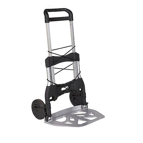 Jumbo Folding Hand Truck Puncture Proof Capacity 250Kg 316776