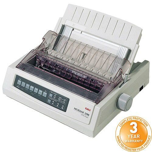 Oki ML3390 Eco Dot Matrix Printer