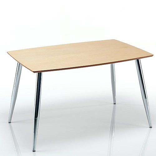 Rectangular Bistro Table 1200mm X 800mm Beech