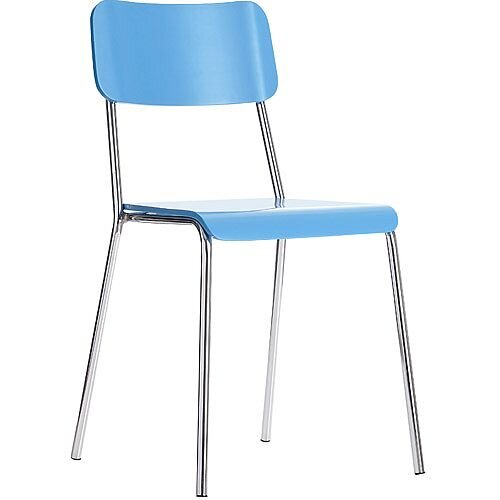 Reef Cafe Bistro Chair - Blue