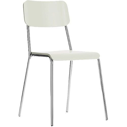 Reef Cafe Bistro Chair - White