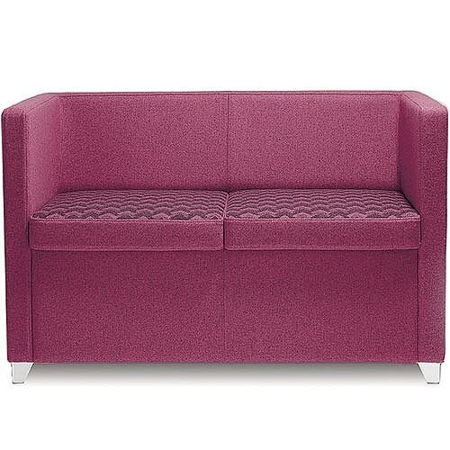 Jack Two Seater Sofa Pink