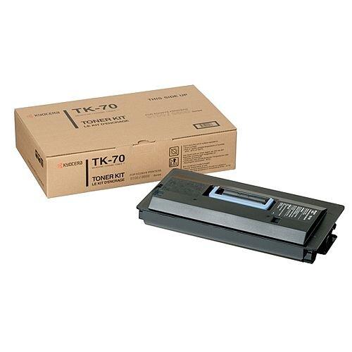 Kyocera FS-9100 Toner Cartridge Black 40K TK-70