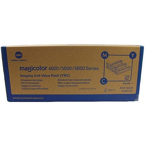 Konica Minolta Magicolor 4650/5550/5570 Print Unit Value Kit 30K CMY A0310NH