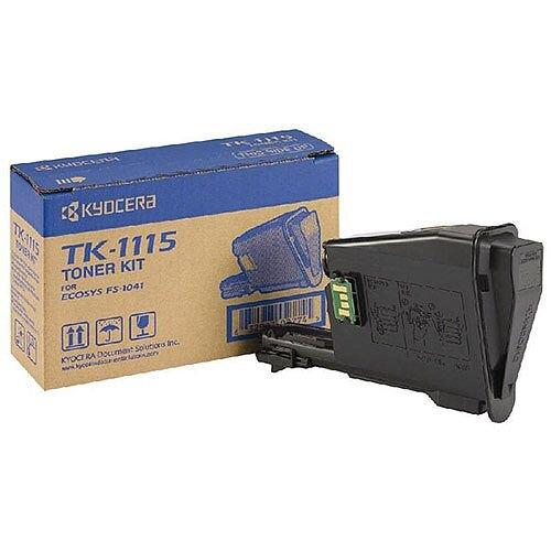 Kyocera Tk-1115 Toner Cartridge Black