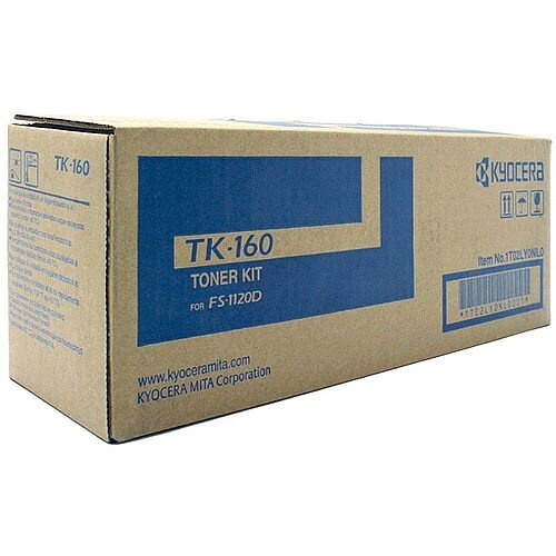 Kyocera TK 160 Black Toner For FS-1120D