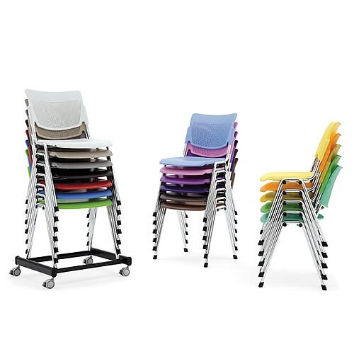 LaMia Series Conference Meeting &Training Room Chairs