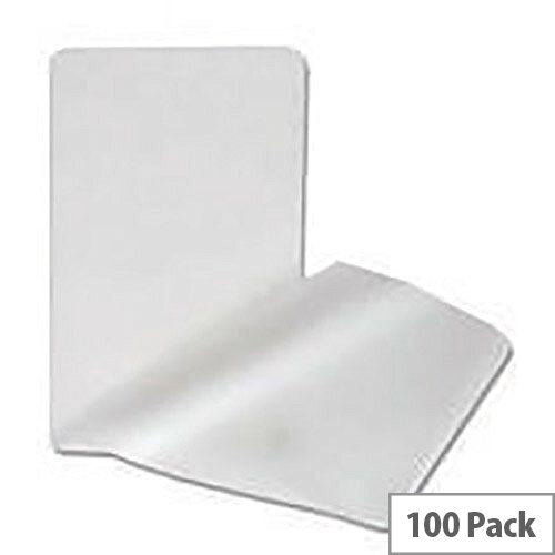 Laminating Pouches A3 Size - Lightweight For Maximum Flexibility, Glossy Surface Ensures Legible Text &Easy To Read. Supplied In Pack Of 100. Ideal For Any A3 Sized Documents In Offices, Homes, Schools &More.