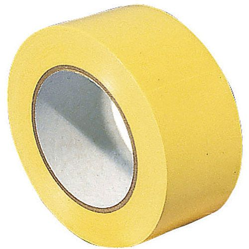 Lane Marking Tape 33 Metre Yellow Pack of 6 372877