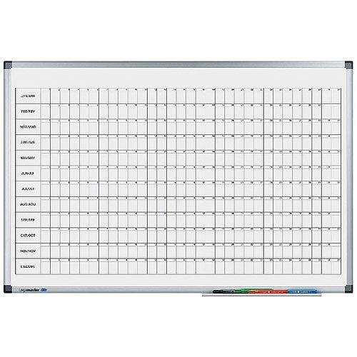 Legamaster Premium Year Planner Calendar-Style 4110-00