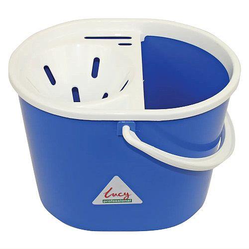Lucy 15 Litre Blue Mop Bucket L1405292