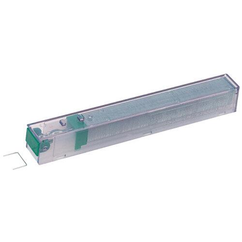 Leitz Heavy Duty Staple Cassette Cartridge 210 Staples K10 10mm Green Ref 55930000 Pack 5