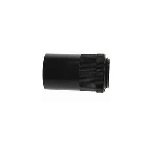 25mm PVC Male Adaptors - Black