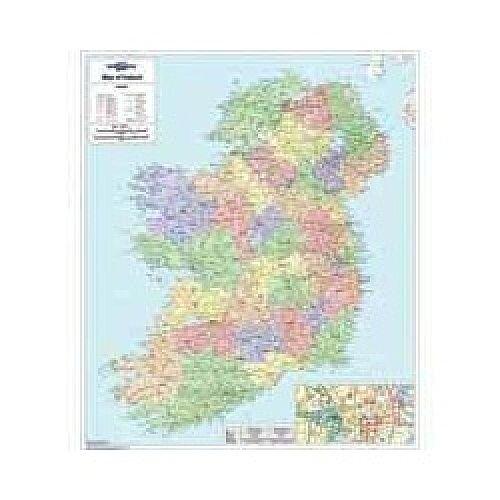 Map Marketing Ireland Political Map Huntoffice Ie
