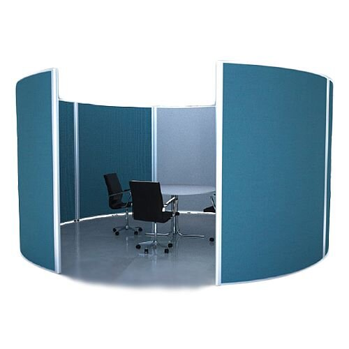 MARATHON Meeting Pod Fabric H1600mm