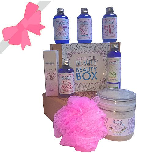 Mindful Beauty Ladies' Gift Box C