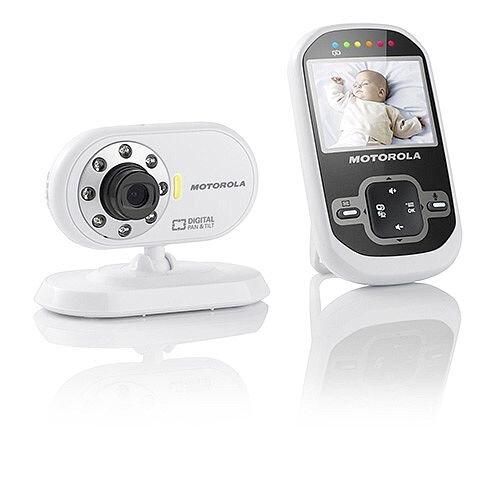 db8a5a2af03c Motorola MBP26 Digital Wireless Video Baby Monitor - HuntOffice.ie