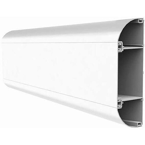 ELITE 3 Dado Trunking 3m lgth - White
