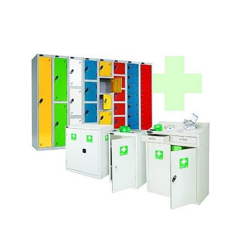 Medical Hygiene Lockers