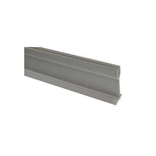 50mm Trunking Divider 3m lgth - White