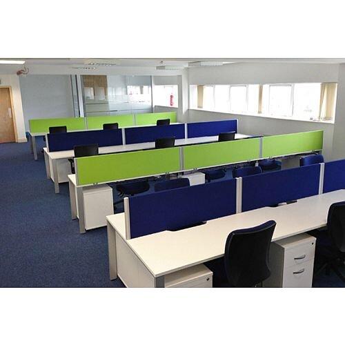 Nightline - Transport & Logistics Company - Office Fitout Dublin by HuntOffice Interiors