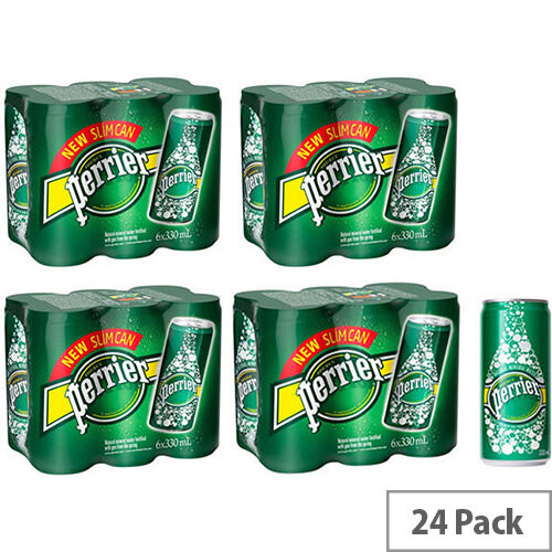 does perrier have sodium